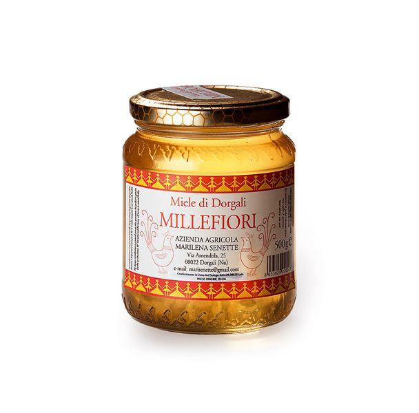 Ben noto Miele Millefiori barattolo 500 g - Il miele - Esca Dolciaria DH46